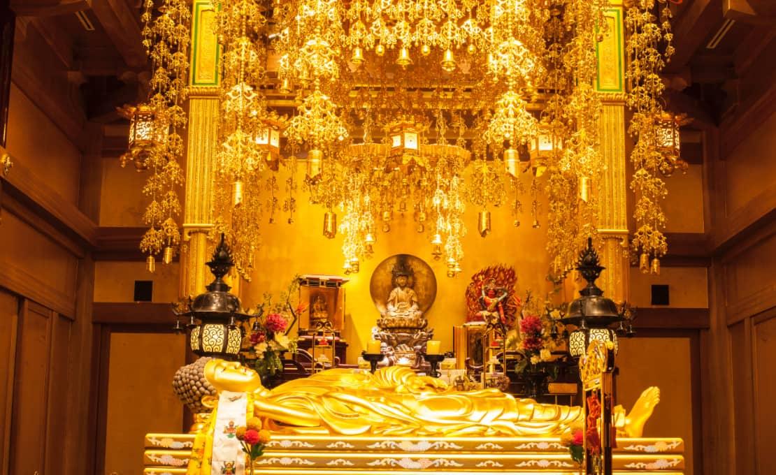 由緒あるお寺の永代供養